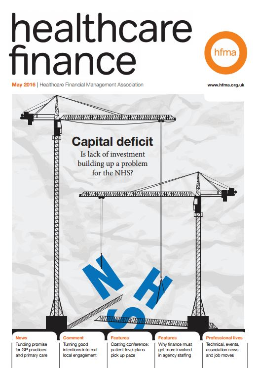 Healthcare Finance May 2016
