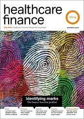 Healthcare Finance May 2018