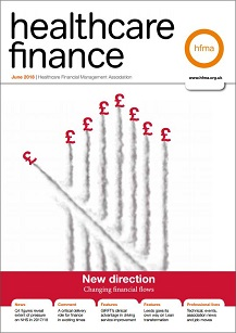 Healthcare Finance June 2018