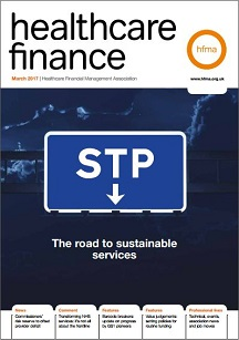 Healthcare Finance March 2017