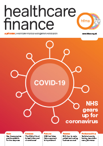 Healthcare Finance April 2020