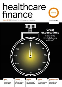 Healthcare Finance March 2018
