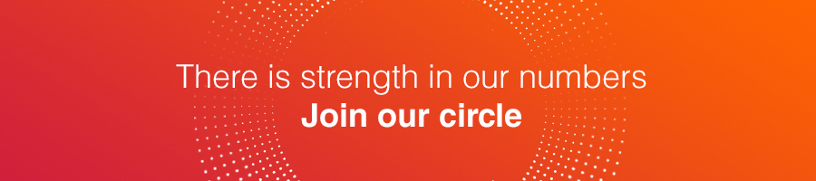 There is strength in our numbers_member page banner