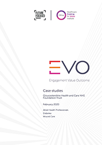 EVO Case studies Gloucestershire Health and Care NHS Foundation Trust