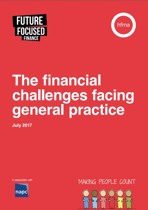 The financial challenges facing general practice