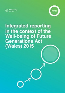 Integrated Reporting in the context of the Well-being of Future Generations Act (Wales) 2015