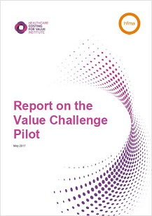 Report on the value challenge pilot
