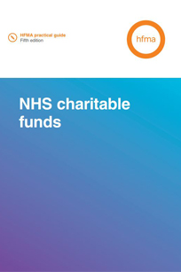 Practical guide – NHS charitable funds