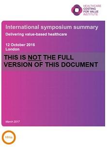 International symposium summary