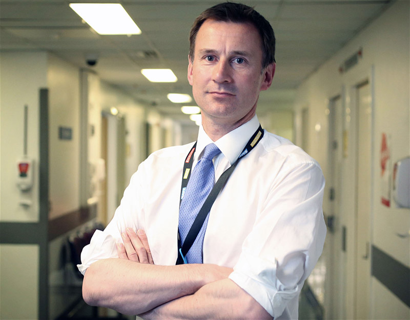 Hunt signals contract changes to achieve seven-day services
