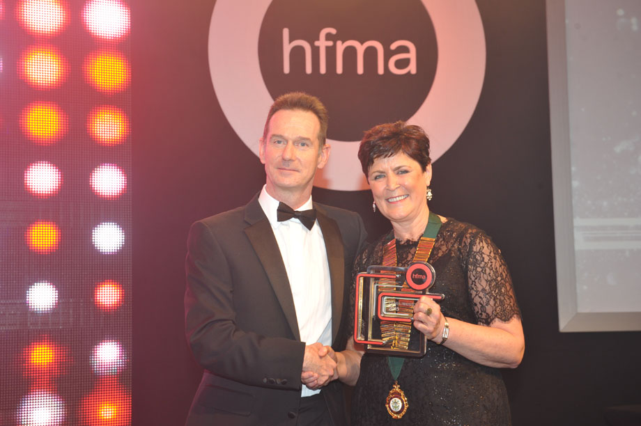 Deputy Finance Director of the Year 2015