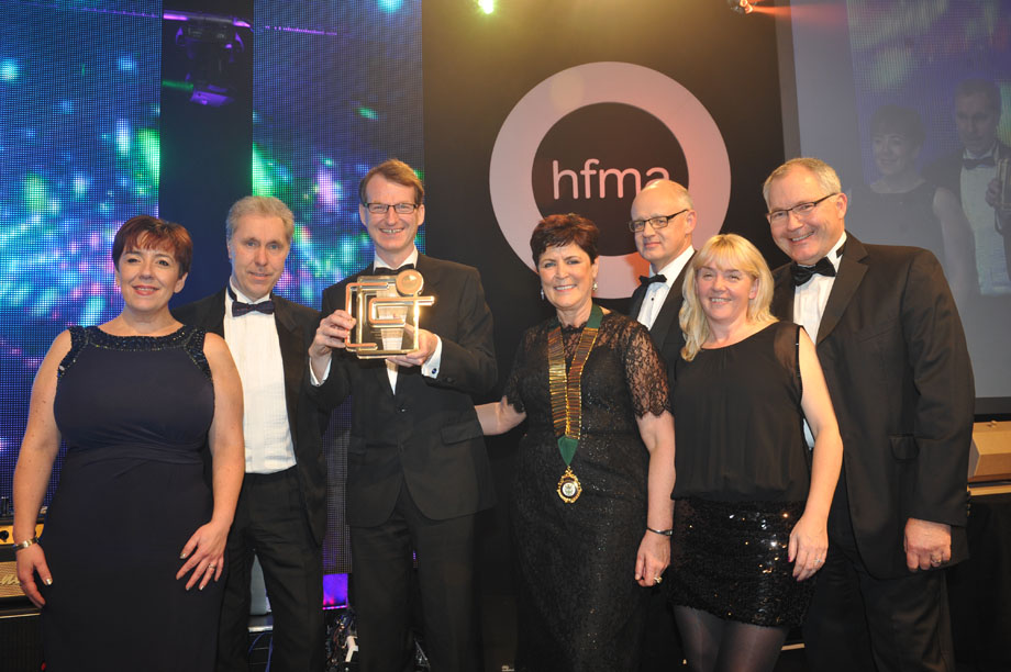 Accounts Team of the Year 2015