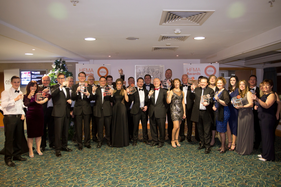 HFMA Awards Winners 2015