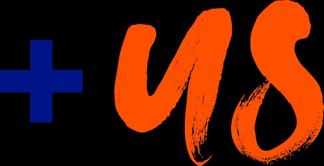 Brookson +Us Logo Dark Blue-Orange 2018