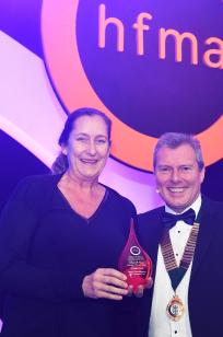 HFMA Awards 2019: clinician