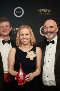 HFMA Awards 2019: costing