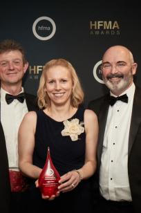 HFMA Awards 2019: costing