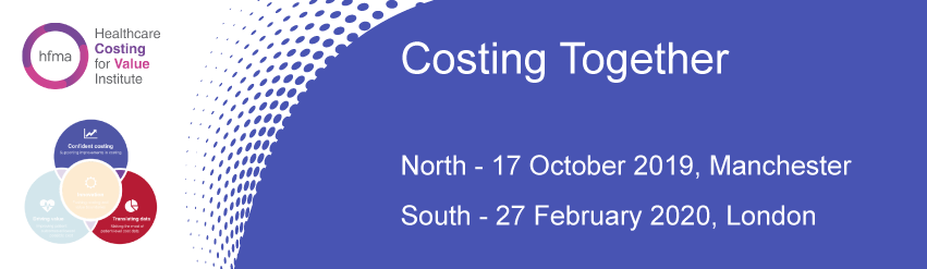 Costing together (North) 2019