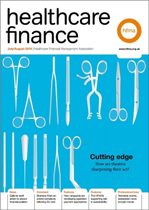 Healthcare Finance July 2016