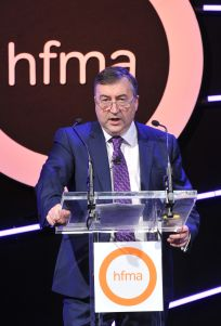 HFMA 2018: Dalton sets out NHS plan expectations