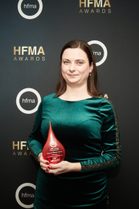 HFMA Awards 2019: deputy finance director