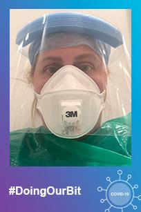 The intensive care accountant (#DoingOurBit)
