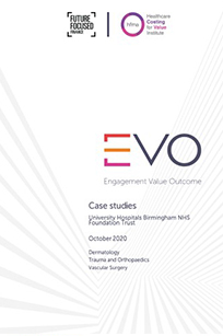EVO case studies – University Hospitals Birmingham NHS Foundation Trust