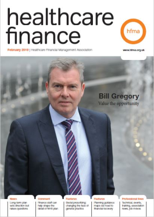Healthcare finance February 2019