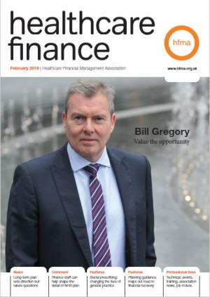 Healthcare finance February 2019