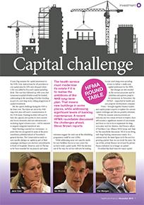Roundtable: capital challenge