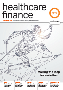 Healthcare Finance November 2019