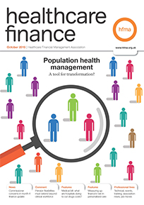 Healthcare Finance October 2019