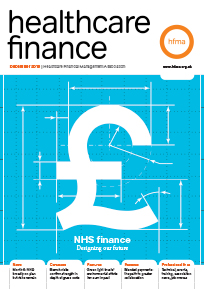 Healthcare Finance December 2019