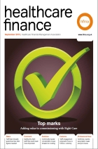 Healthcare Finance September 2015