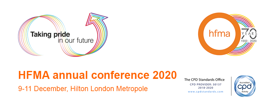 HFMA annual conference 2020