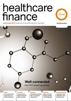Healthcare Finance July 2018