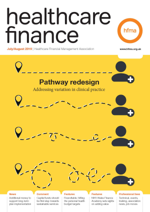 Healthcare Finance July 2019