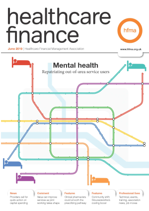 Healthcare Finance June 2019
