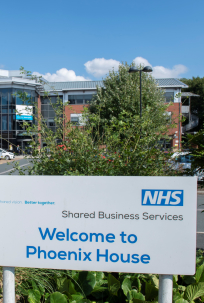 NHS SBS: keeping the money moving