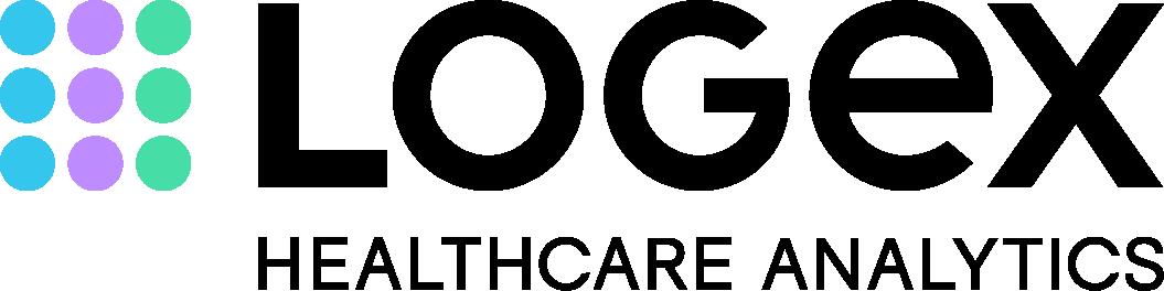 LOGEX logo with headline