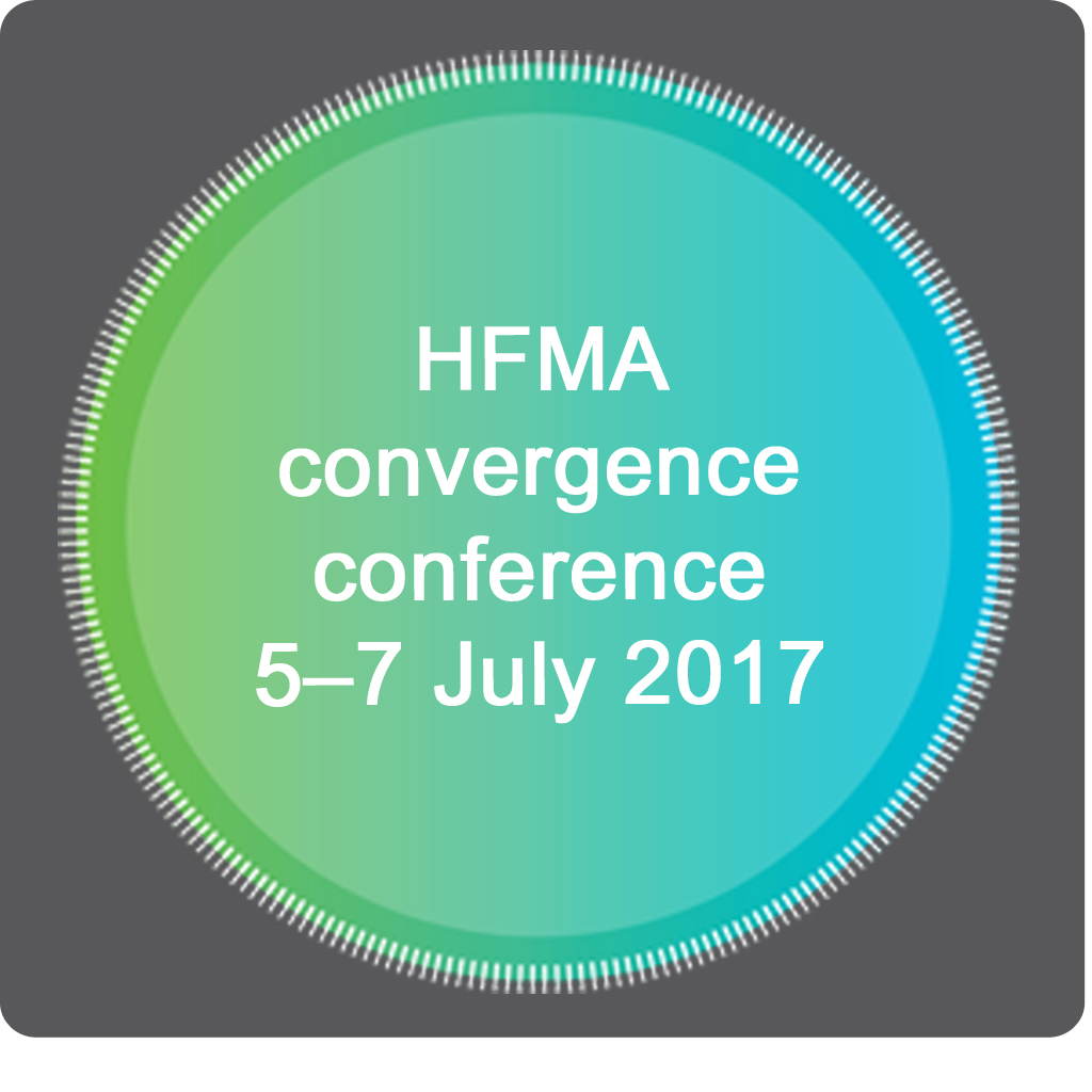 Annual Commissioning Finance Faculty conference 2017