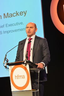 Mackey calls on trusts to address variation (HFMA 2016)