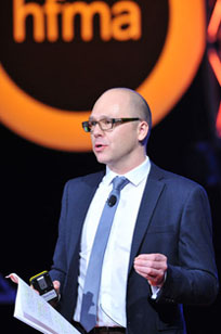 HFMA 2017: Orchard calls for long-term review