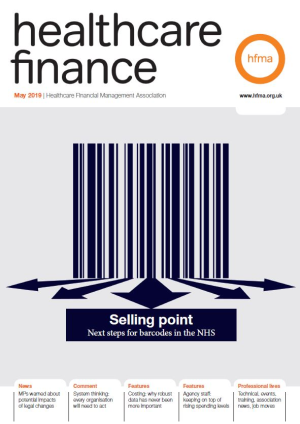 Healthcare Finance May 2019