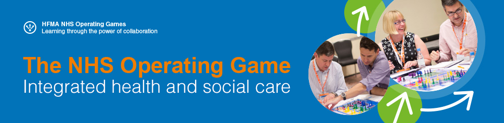 NHS operating game - integrated