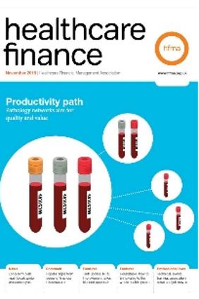 Healthcare Finance November 2018