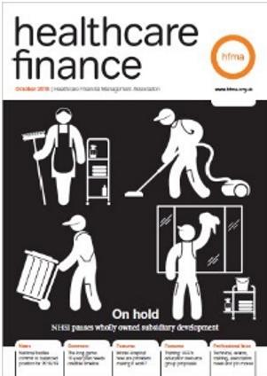 Healthcare Finance October 2018