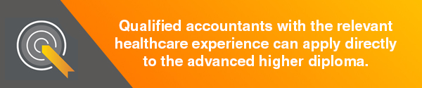 Qualified accountants