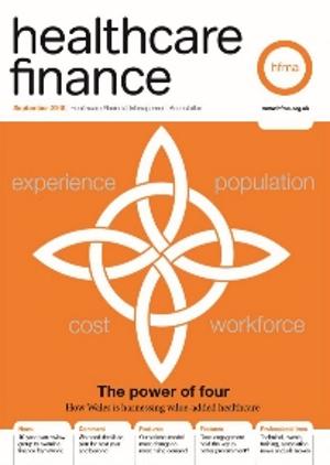 Healthcare Finance September 2018