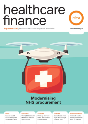 Healthcare Finance September 2019